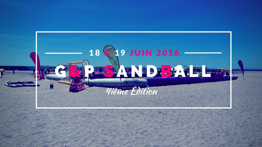 Visuel G&P Sandball