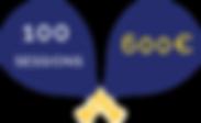 Carte 40 sessions Big Padel