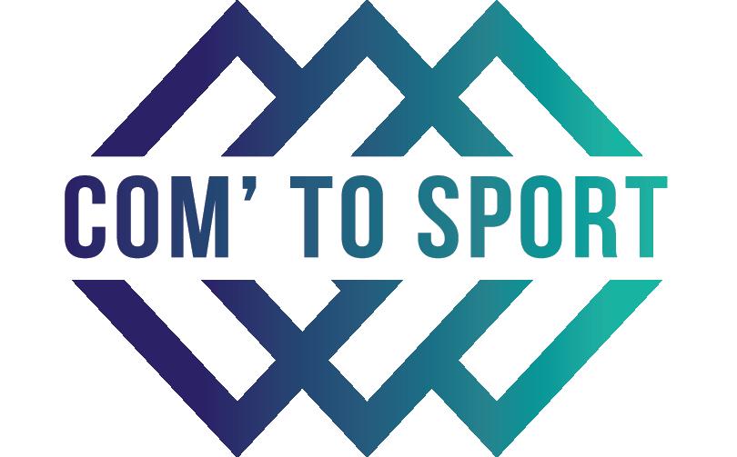 Logo Com' to sport