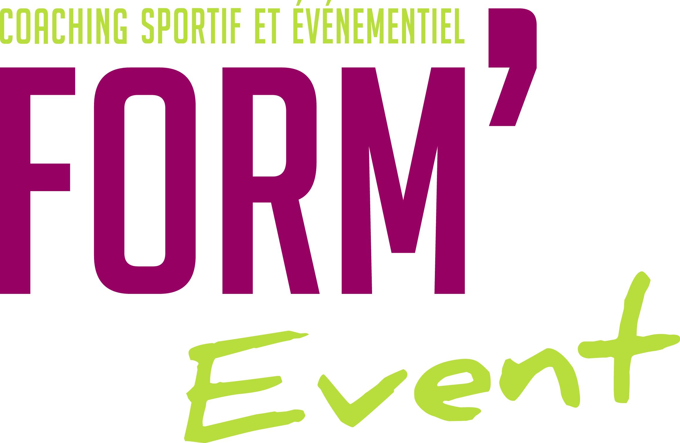 Création site web Form' Event