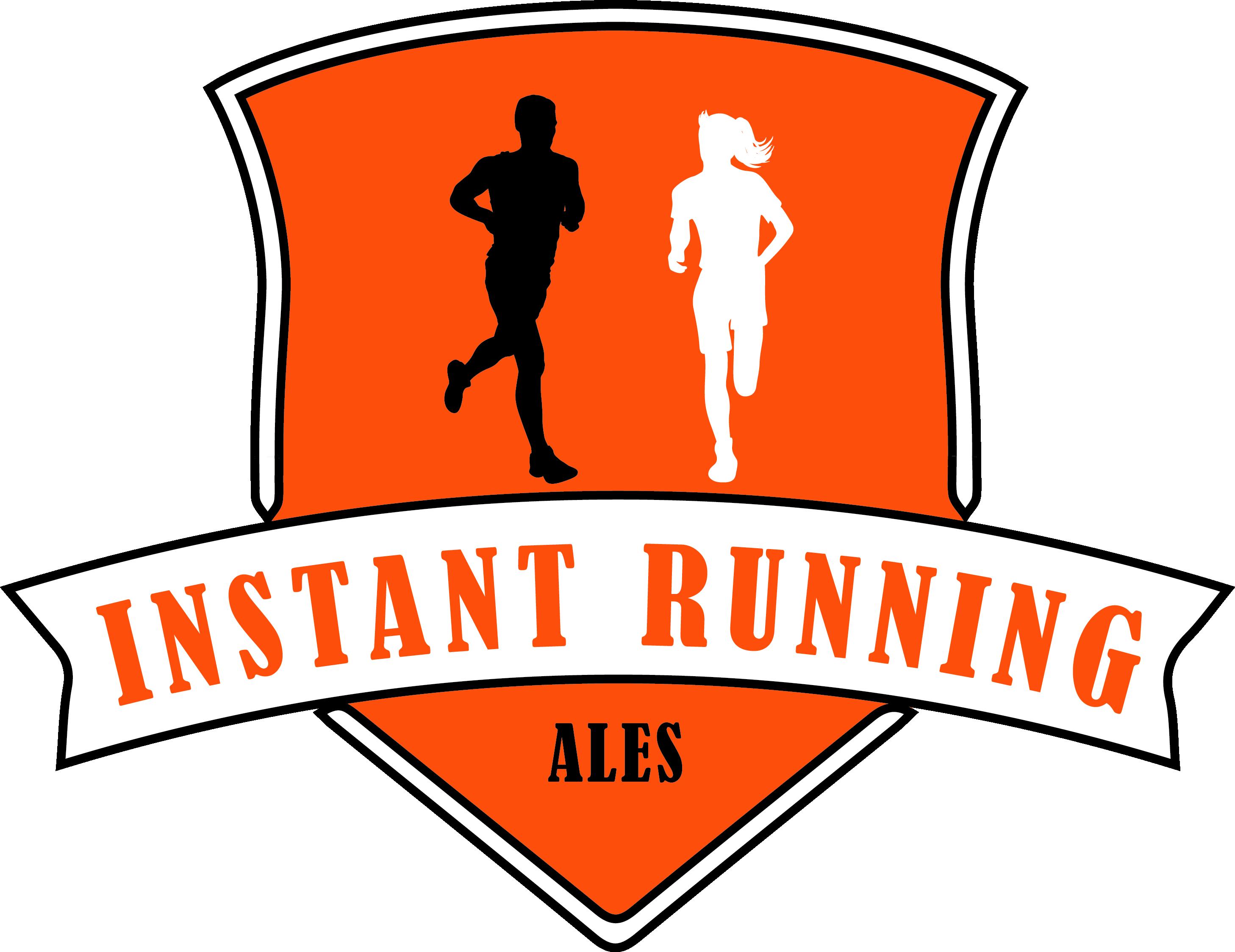 Logo Instant Running Alès