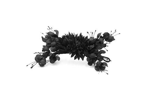 Bow Tie Chysanthemum Negro