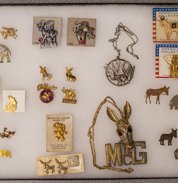 Items from the Richardson Collection