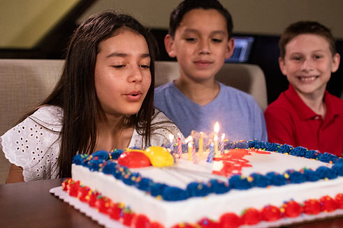 girl's birthday