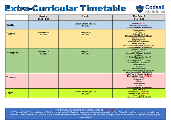 Extra-Curriculat Timetable September to December 2021 V2.PNG