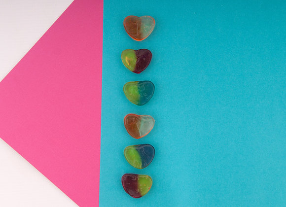 Jelly Hearts - 180g