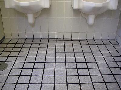 トイレ床コーティング施工後