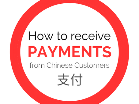 Receiving Chinese Payments in New Zealand