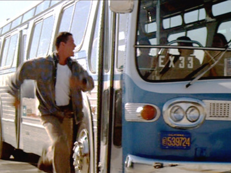 Dont throwpeople under the bus. Be their busdriver.