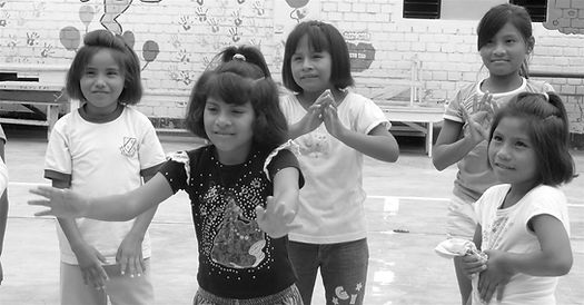 Chant orphelinat Pérou
