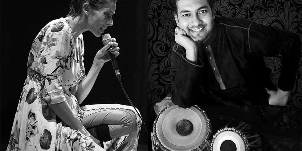 CONCERT en duo avec Abhirup Roy