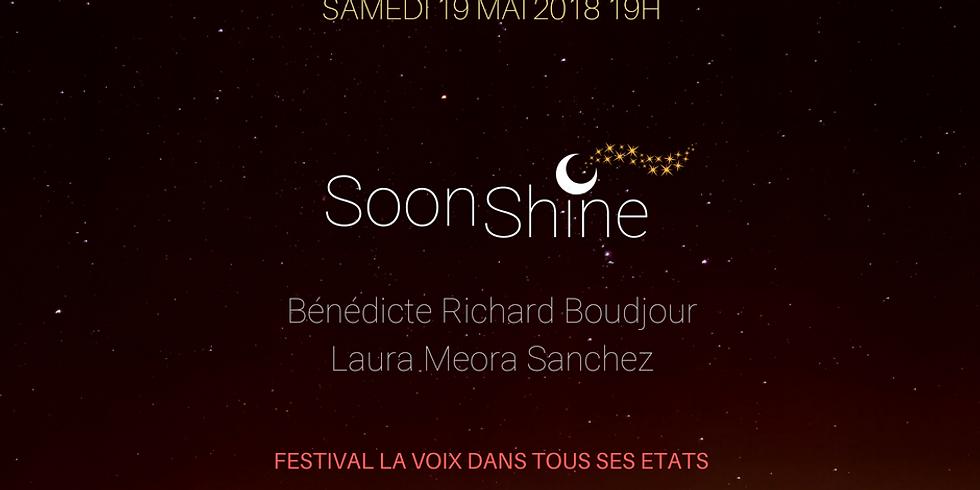 Concert SoonShine - Eglise de St Benoît