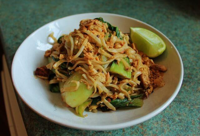 Delicious Vegetarian Pad Thai Recipe