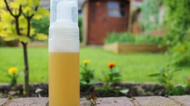 Homemade All Natural Facial Cleanser