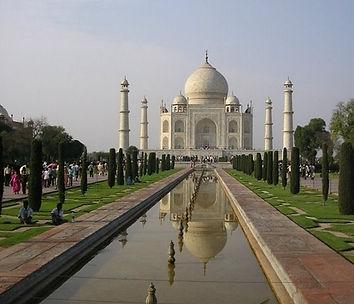 Taj Mahal India - Ayurvedic Massage Sheffield