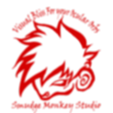 NEW SMUDGE MONKEY HEAD -LOGO-RED.png