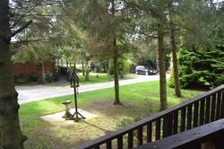 View from Farndale Veranda