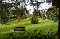 View from Farndale's Veranda