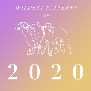WILDEST PATTERNS OF 2020