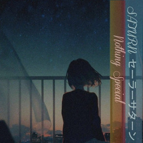 SATURN セーラーサターン (ft. HoniTape) - Alone in the City