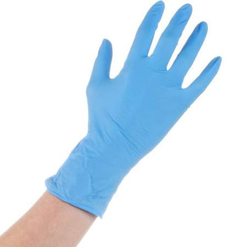 ENPFL2003 Nitrile glove size large