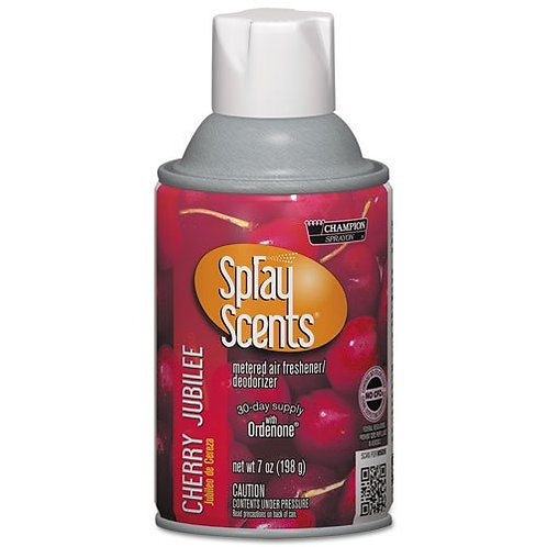 Cherry berry aerosol spray