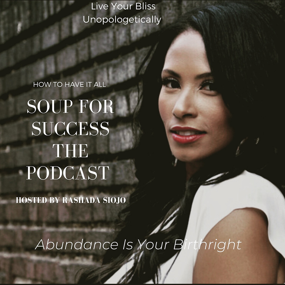 Soup For Success The Podcast