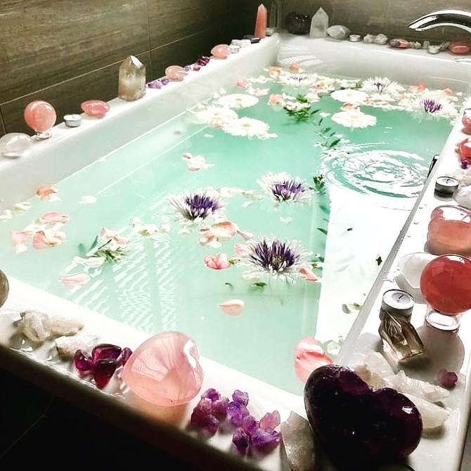 Sacred Bathing