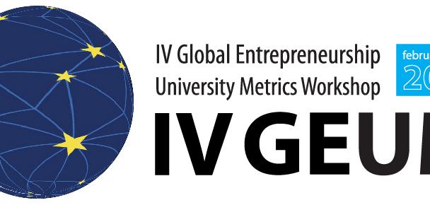 The IV Global Entrepreneurship University Metrics Workshop will be held from Feb 24-26
