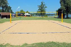 Beach Volleyball Court