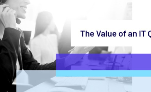 The Value of an IT Quarterly Business Review