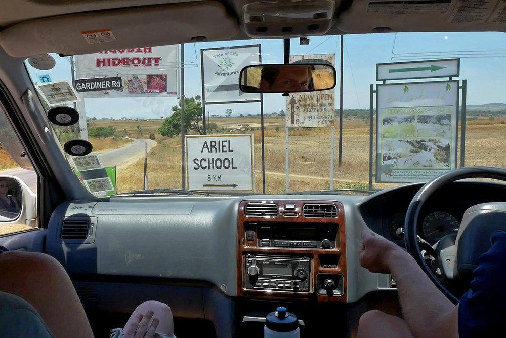 Journey to Ariel School