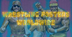 Wrestling Posters Worldwide