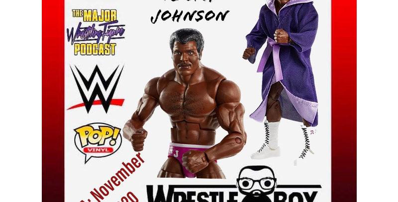 Elite 80 Rocky Johnson Collectors Edition