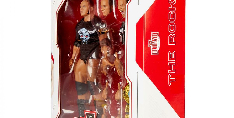 The Rock Ultimate Edition Series 6 Amazon Exclusive