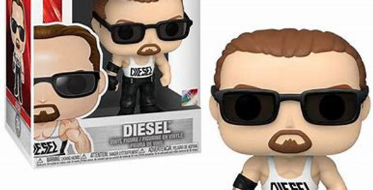 Diesel WWE Funko Pop
