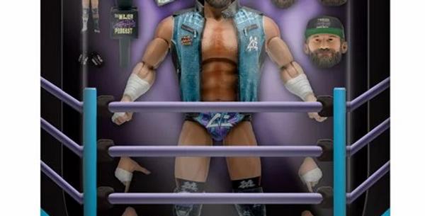 *PRE ORDER* Major Wrestling Figure Podcast Ultimates