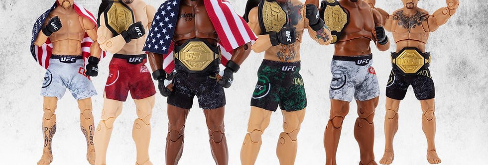 *PRE ORDER* UFC ULTIMATE SERIES 1