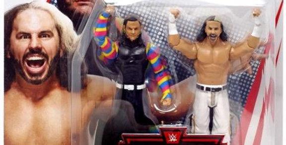 The Hardy Boyz Battle Pack 59