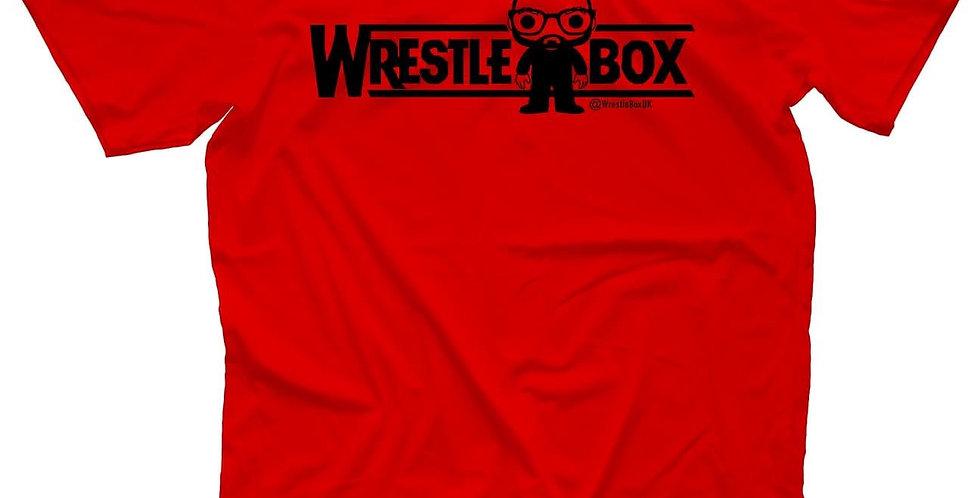 Wrestle Box T- SHIRT