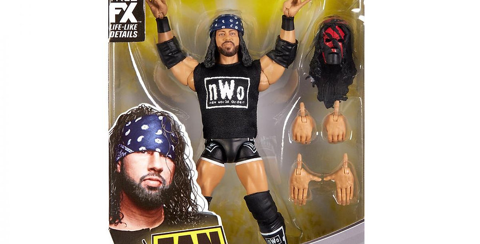 WWE Fan Takeover Series 2 - X-PAC