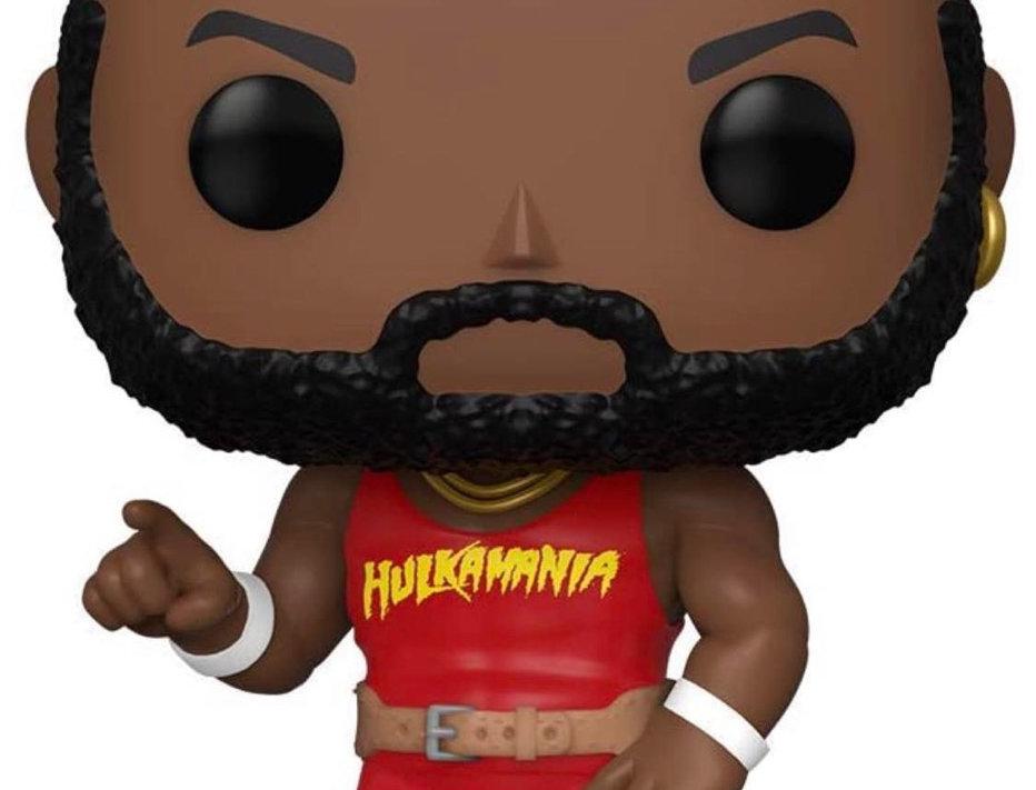 WWE NWSS - Mr. T Funko Pop! *PRE ORDER*