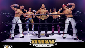 AEW UNRIVALED PRE ORDERS LIVE ! (NJPW ULTIMATES TOO !! WILL OSPREAY FIGURE)
