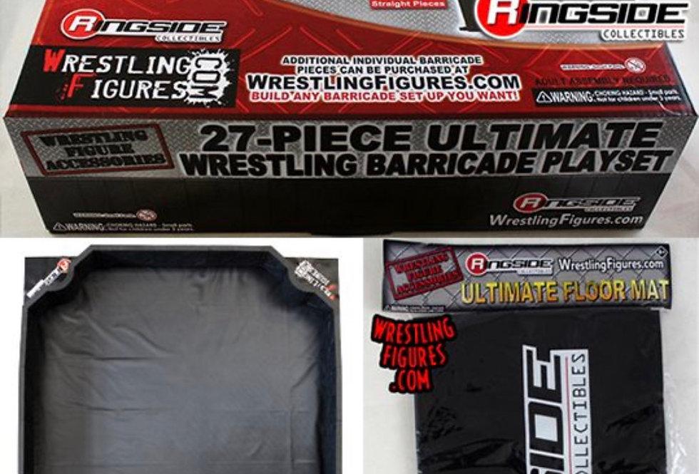Ringside 27 piece barricade set