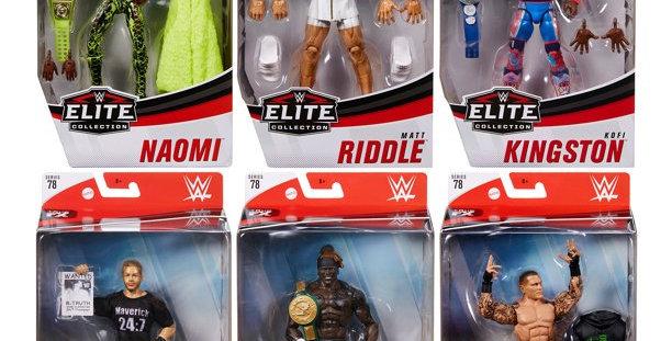 WWE Elite Series 78