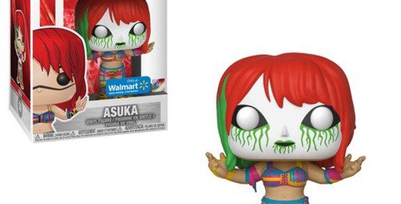 ASUKA WALMART EXCLUSIVE FUNKO POP!