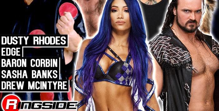 WWE Elite Series 83 (Pre Order)