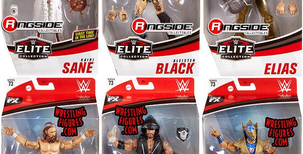 WWE Elite Series 73