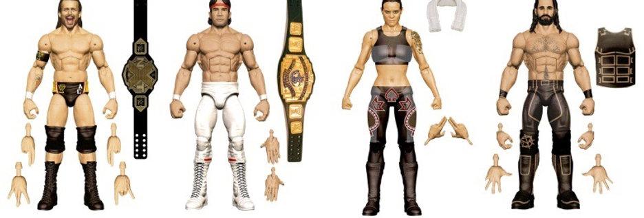 WWE Fan Takeover Series 1