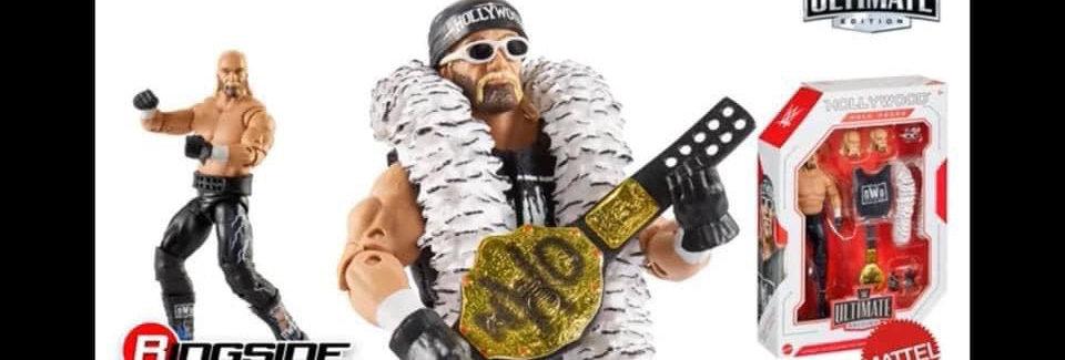 WWE ULTIMATE EDITION SERIES 7 *PRE ORDER*